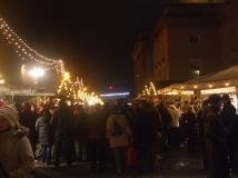 Weihnachtsmarktstände
